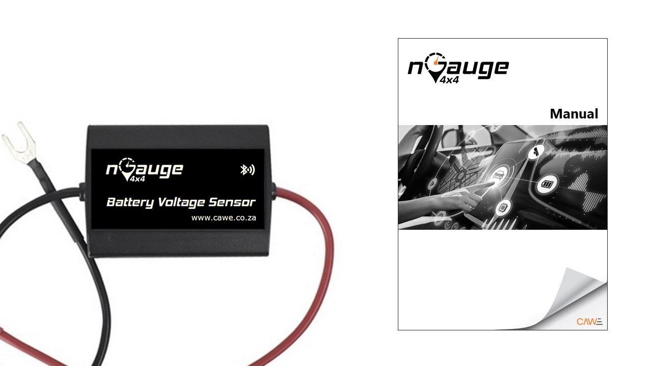 Manual - Battery Voltage Sensor